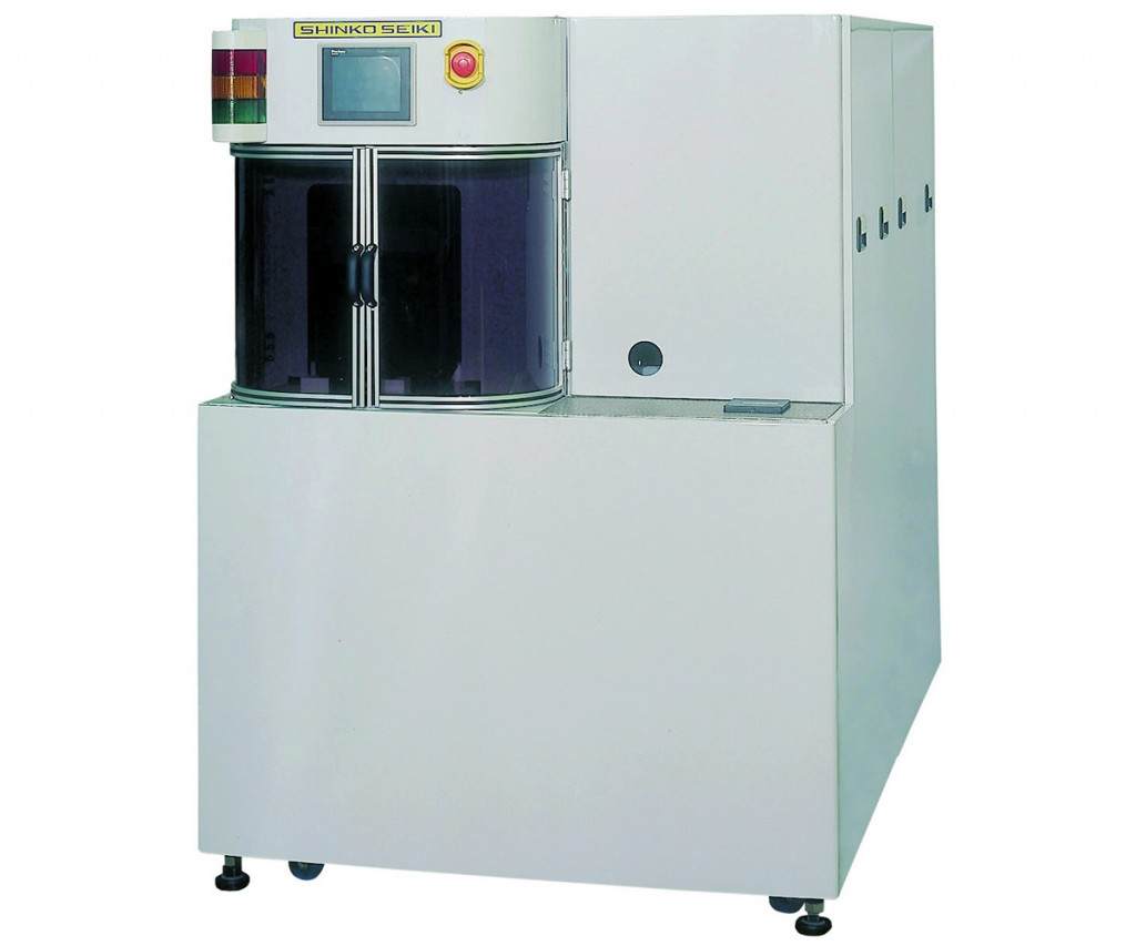 Plasma reflow unit