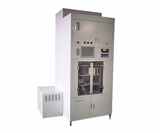 High-vacuum annealing oven