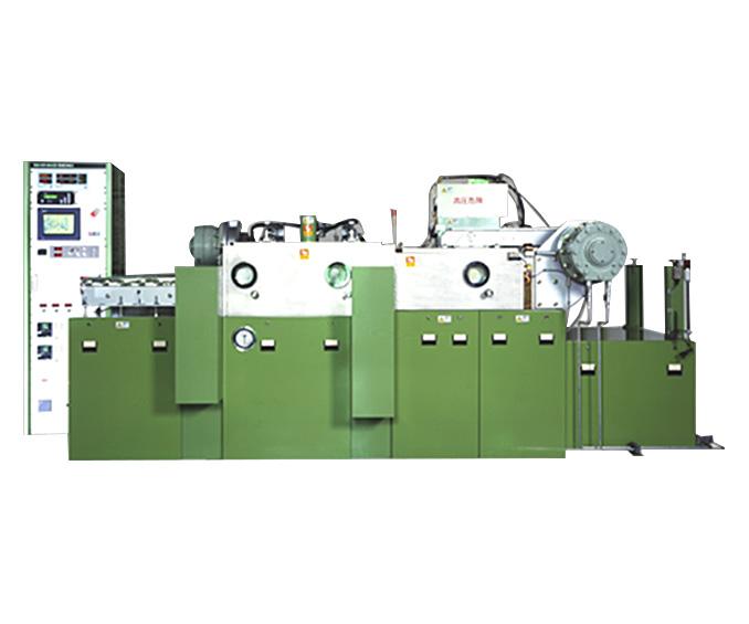 Load-lock type plasma CVD system