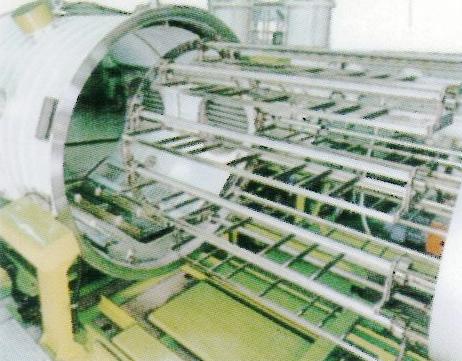 大型樹脂基板用蒸着装置